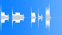 Digital data sequence 03 Sound Effect