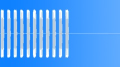 Retro pong tennis hit 10 Sound Effect