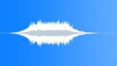 glitch - reverbed - sound effect