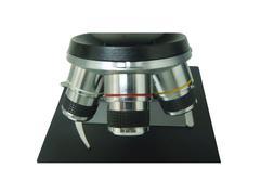 Microscope objective - stock photo