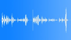 Signature - scratch - sound effect