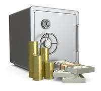 Stock Illustration of safe