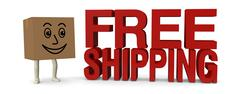 Free shipping Stock Illustration