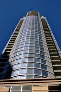 austin texas highrise - stock photo