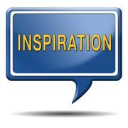 Inspiration Stock Illustration