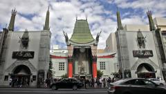 TCL Chinese Theatre Stock Footage