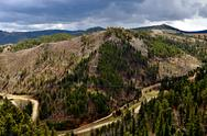 Stock Photo of black hills south dakota-1-6