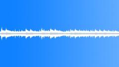 Tumma sykkivä kauhu äänimaailman, rytminen, musiikillisesti, keskinopea version, Äänitehoste