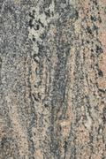 pink and black marble wave vertical - stock photo