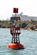 Maritime indication Stock Photos