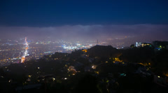 Rolling In Marine Layer 4K Stock Footage