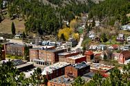 Stock Photo of deadwood south dakota-1-4
