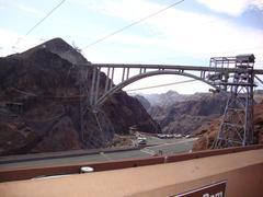 Hoover Dam Surrounding Stock Photos