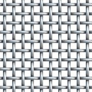 seamless texture of metal net - stock illustration