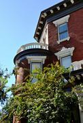 Charleston sc Victorian House Kuvituskuvat