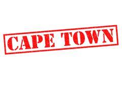 Cape Town Stock Illustration