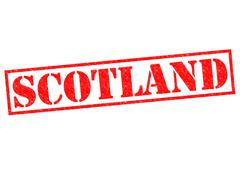 Scotland Stock Illustration