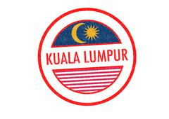 Kuala Lumpur - stock illustration