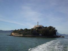 Alcatraz Prison Stock Photos