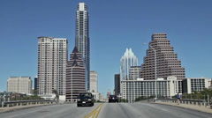 Downtown Austin, Texas - stock footage