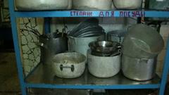 Dish rack Stock Footage