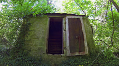 Old Storage Shed 1 HD - stock footage