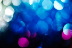 christmas bright abstraction. holiday background - stock photo