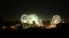 Indian Fair Stock Footage