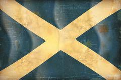 Scotland - stock illustration