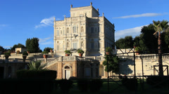 Villa Doria Pamphili in Rome 8 Stock Footage