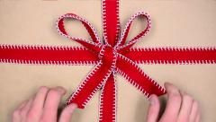 Gift key2 Stock Footage