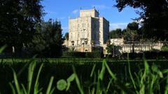 Villa Doria Pamphili in Rome 4 Stock Footage