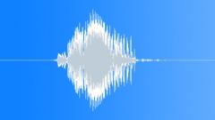 Radio Code / International Alphabet: Golf - Military, Male, V1 Sound Effect