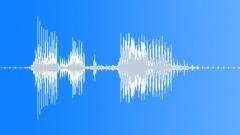 Radio Code / International Alphabet: Uniform - Military, Male, V1 Sound Effect
