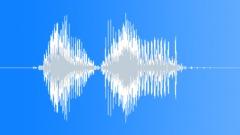 Radio Code / International Alphabet: Tango - Military, Male, V1 Sound Effect