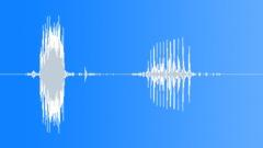 Radio Code / International Alphabet: Foxtrott - Military, Male, V3 Sound Effect