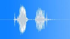 Radio Code / International Alphabet: Papa - Military, Male, V1 Sound Effect