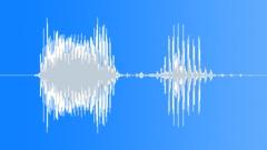 Stock Sound Effects of Radio Code / International Alphabet: Delta - Military, Male, V1