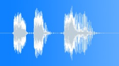 Military Radio Message: Open Fire! Male Voice Signal, V1 Sound Effect