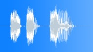 Stock Sound Effects of Military Radio Message: Open Fire! Male Voice Signal, V1