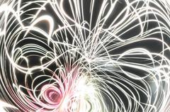 Fireworks 31 Stock Illustration