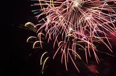 Fireworks 29 - stock illustration