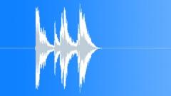 Porcelain Shards, Broken Crockery, Clink, V2 Sound Effect