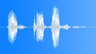 Stock Sound Effects of Military Radio Message: In Position. Male Voice Signal, V3