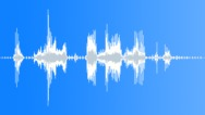 Stock Sound Effects of Military Radio Message: Retreat Immediately! Male Voice Signal, V2