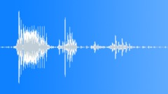 Stock Sound Effects of Military Radio Message: Negative. Male Voice Signal, V2