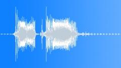 Radio Code / International Alphabet: Hotel - Military, Male, V2 Sound Effect