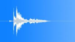 Throwing Metal Sheets, Hollow, Crash, Impact, V4 Sound Effect
