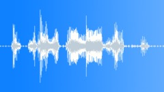 Military Radio Message: Retreat Immediately! Male Voice Signal, V3 Sound Effect