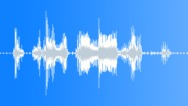 Stock Sound Effects of Military Radio Message: Retreat Immediately! Male Voice Signal, V3